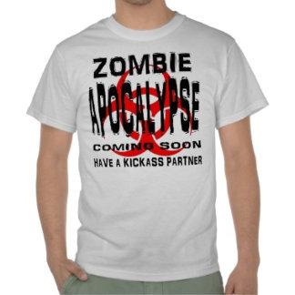 ZOMBIE & ALIEN shirts