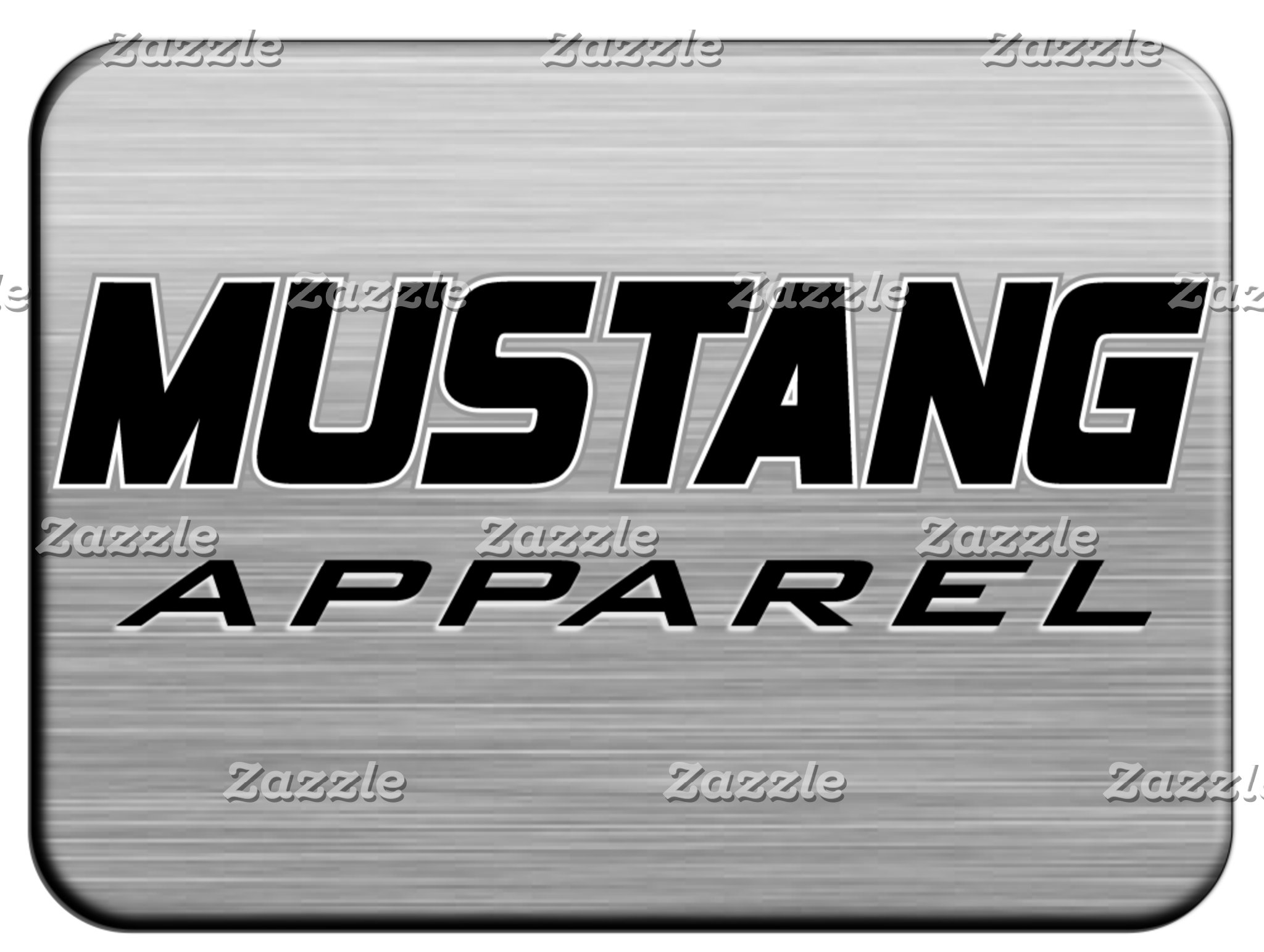 Ford Mustang Apparel
