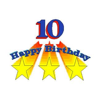 Happy Birthday 10-year-old