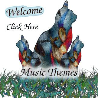 Music Themed Designs