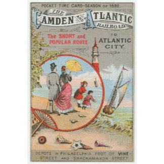 Camden and Atlantic Railroad
