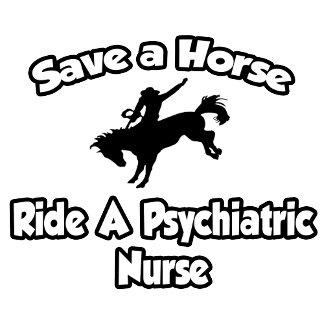 Save a Horse, Ride a Psychiatric Nurse