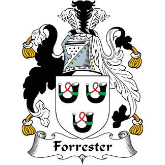 Forrester Family Crest