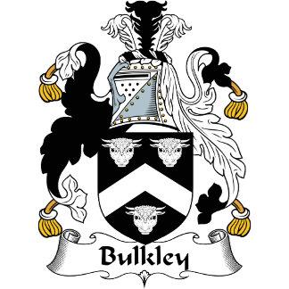 Bulkley Coat of Arms