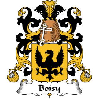 Boisy Family Crest