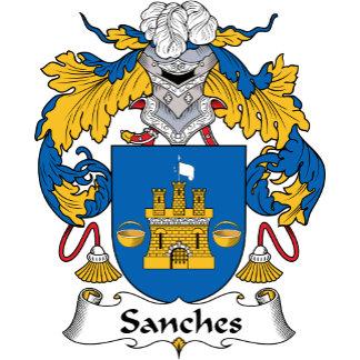 Sanches Family Crest
