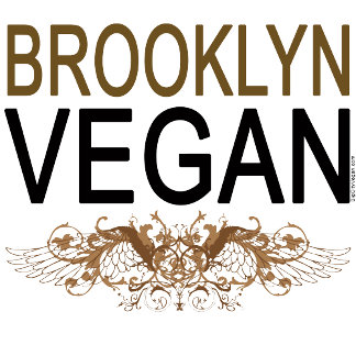 Brooklyn Vegan T-shirts, Bags and Swag