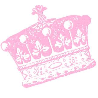 Large Pink Crown