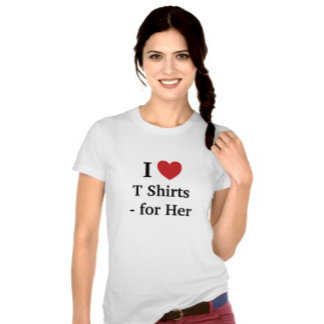 T Shirts - Her