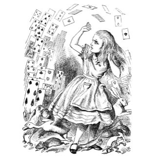 Alice and the Card Swarm