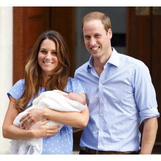 Royal Family at Lindo Wing 2