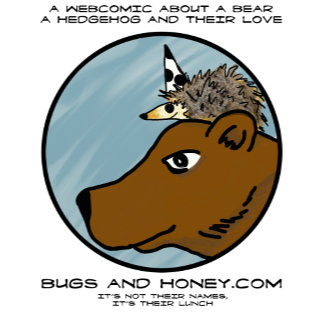 Bugs & Honey Logo