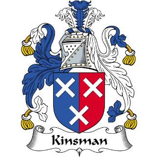 Kinsman Family Crest