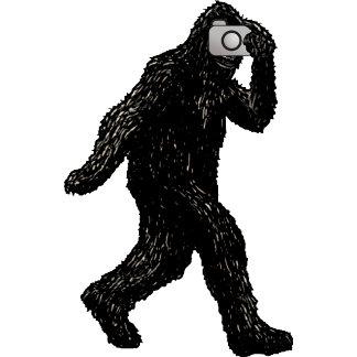 Bigfoot With Camera