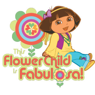 The Flower Child Is Fabulosa!