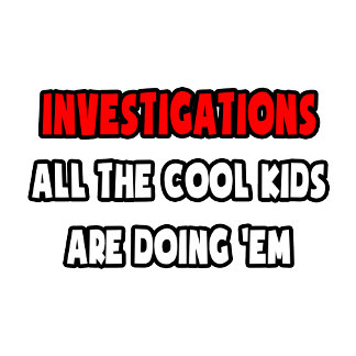 Funny Detective Shirts and Gifts