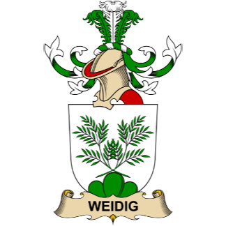 Weidig Family Crest