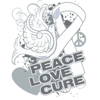 Lung Cancer Peace Love Cure