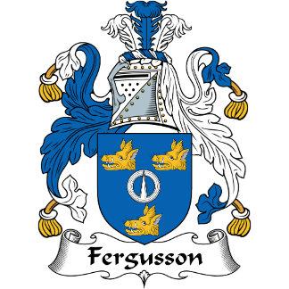 Fergusson Family Crest