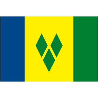 St. Vincent and the Grenadines Flag