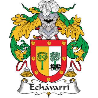 Echavarri Family Crest