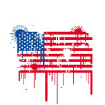astock-vector-a-melting-and-splatter-usa-flag-with