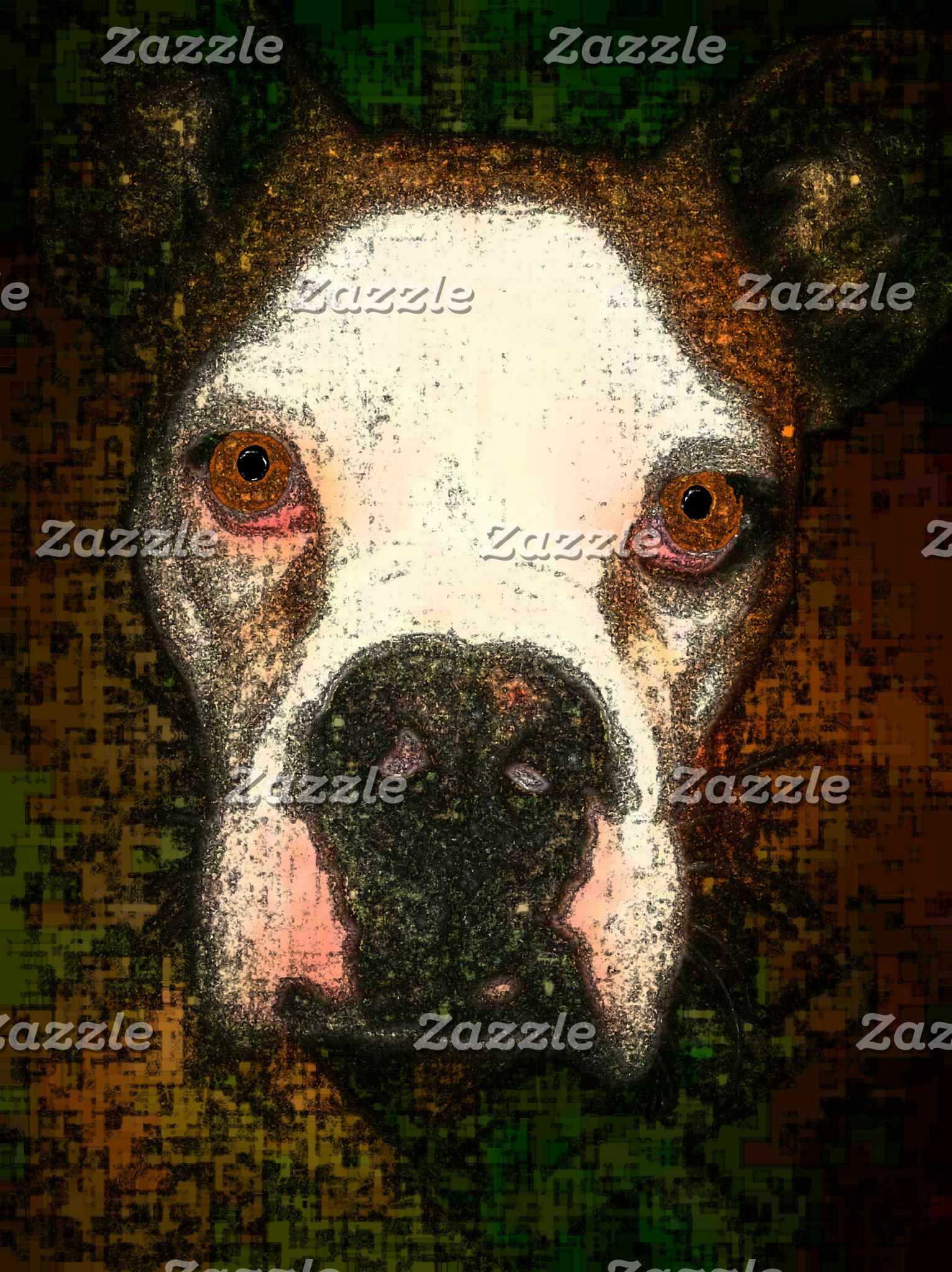 Leila the Boxer - Starry Eyed