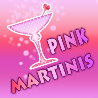 Pink Martini Recipe Cards