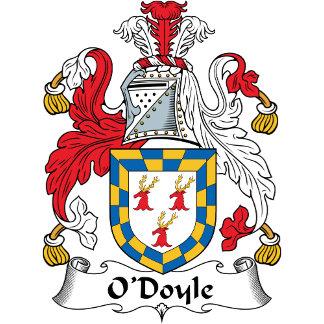 O'Doyle Coat of Arms
