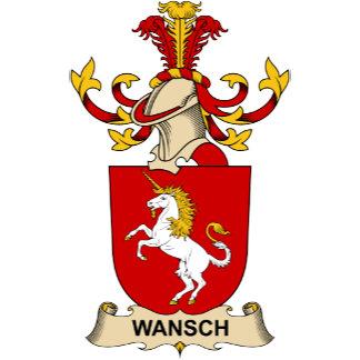 Wansch Family Crest