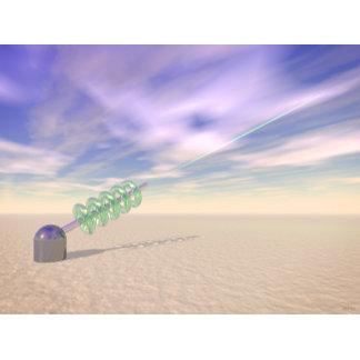 Green Laser Technology