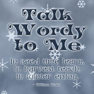 Winter Theme (Blake)