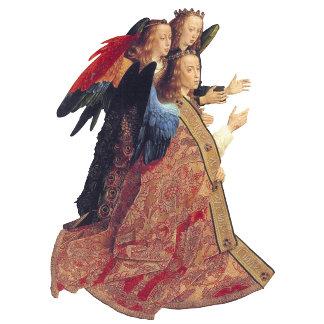 Nativity ~ Hugo van der Goes 1475 Painting