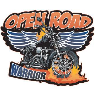 Open Road Warrior Motorcycle Wings