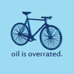 ♥ oil is overrated bike