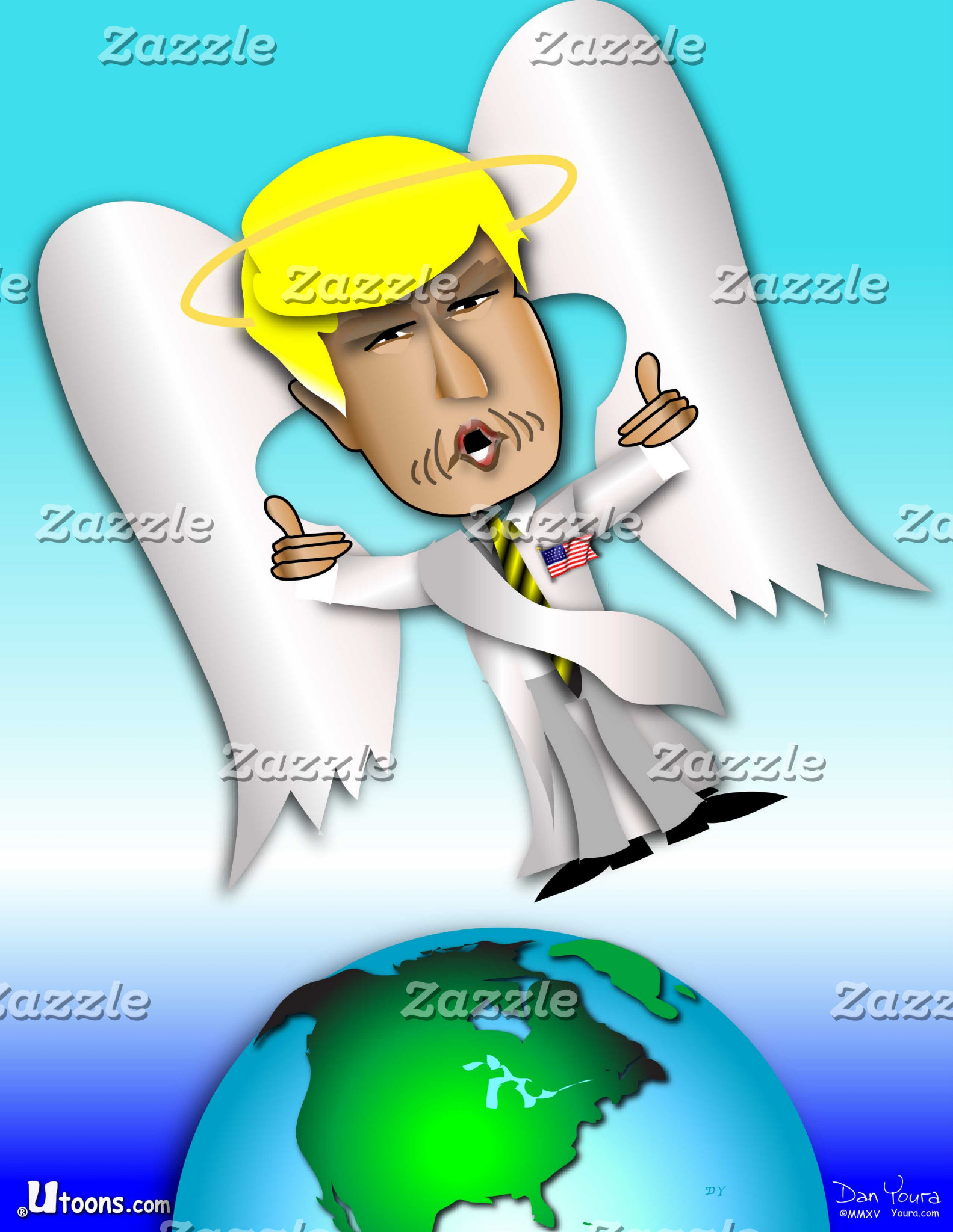 The Donald Angel