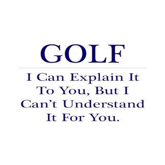 Golf Coach Joke ... Explain Not Understand
