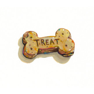 Dog treat for dog trainers and dog lovers