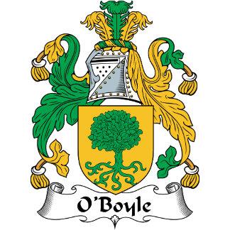 O'Boyle Coat of Arms