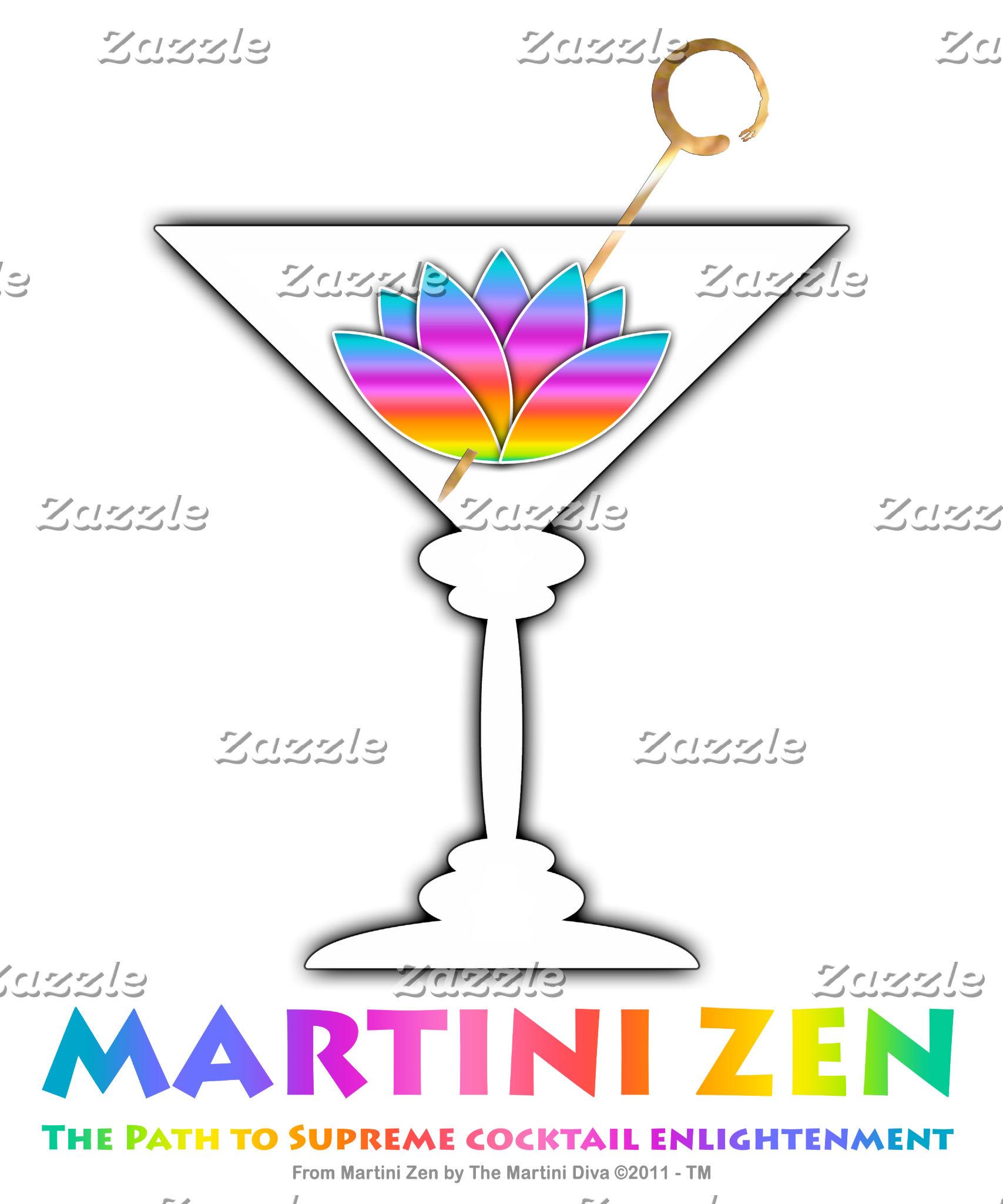h. FUNNY MARTINI ZEN DESIGNS