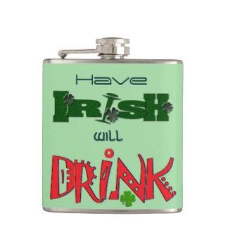 Hip Flask NEW !
