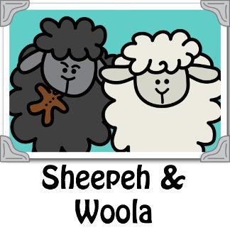 Sheepeh & Woola