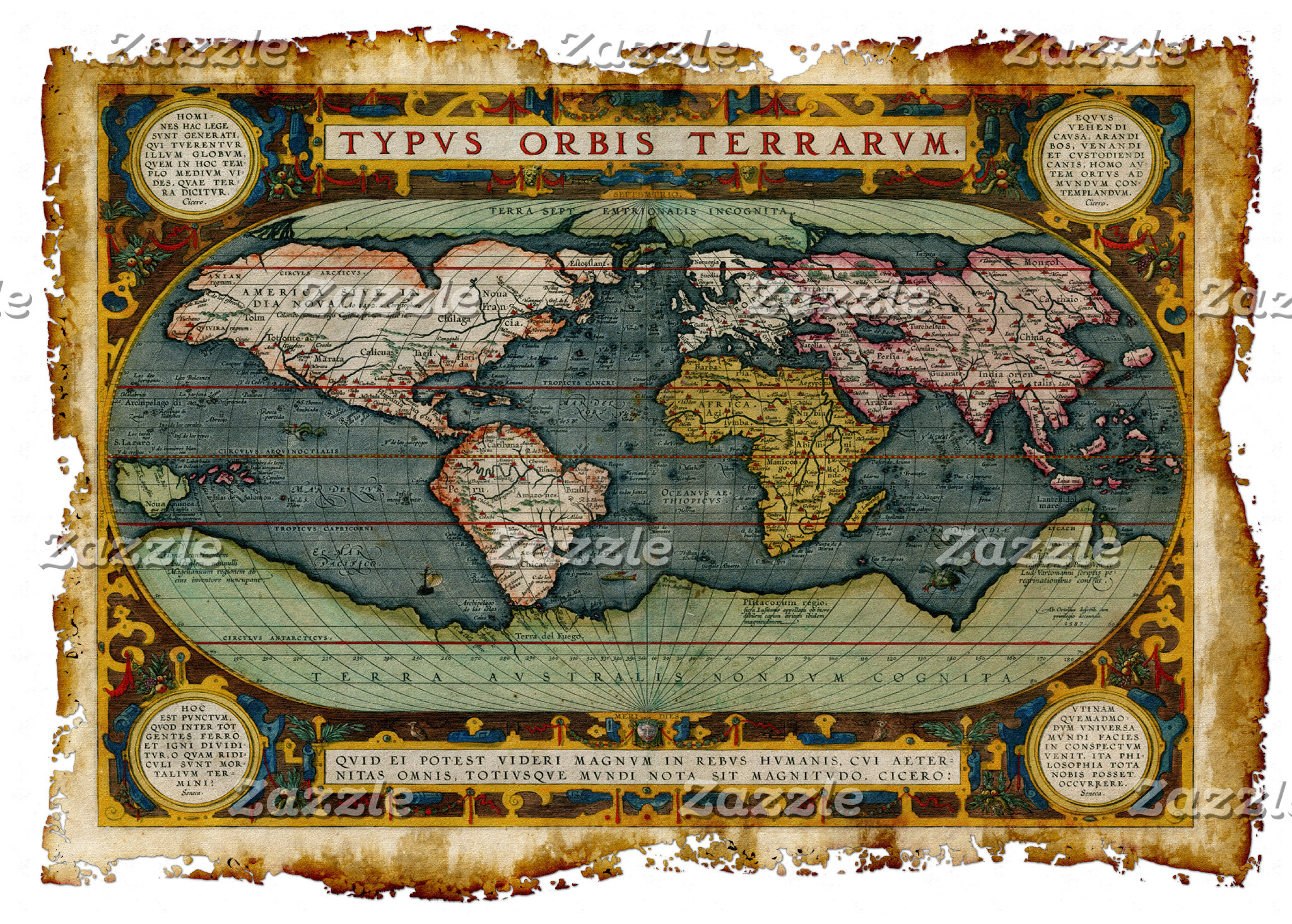 Map Posters