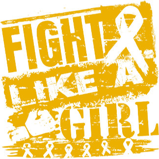Appendix Cancer BurnOut Fight Like a Girl