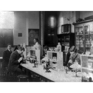 Bacteriology Laboratory at Howard University