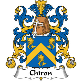 Chiron Family Crest