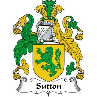 Sutton Family Crest