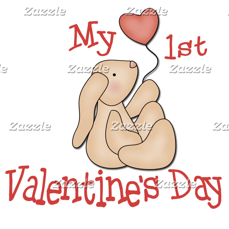 Baby Valentines Day Onesies & Products