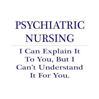Psychiatric Nursing  .. Explain Not Understand