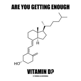 Are You Getting Enough Vitamin D? Cholecalciferol